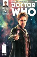 Doctor Who The Eighth Doctor #1 (of 5) (Cover A)